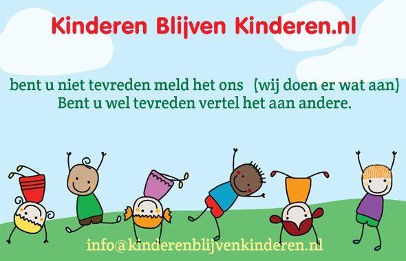 Kinderen Blijven Kinderen